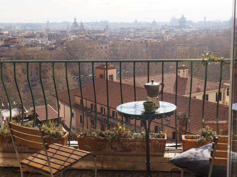 Airbnb_lejlighed_med_udsigt_Rom