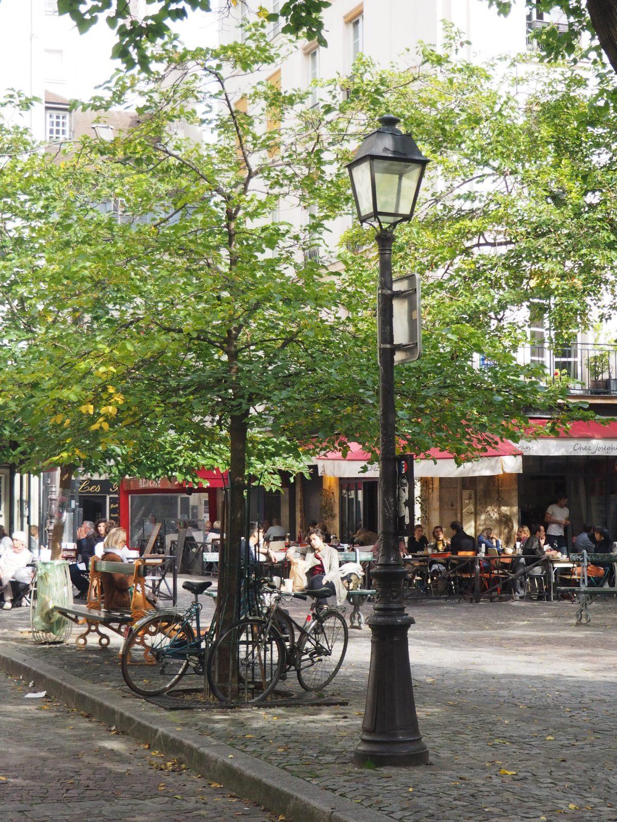 Place_du_Marché_Sainte-Catherine, Marais