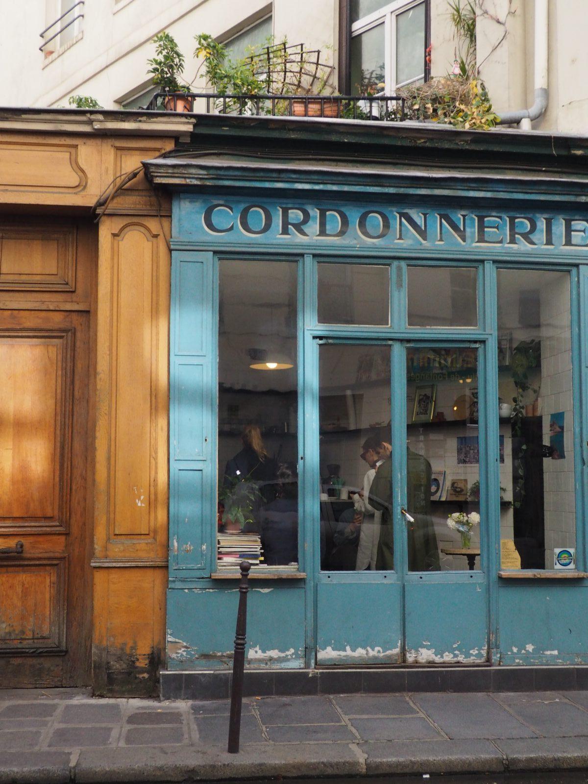 Cordonnerie_Marais