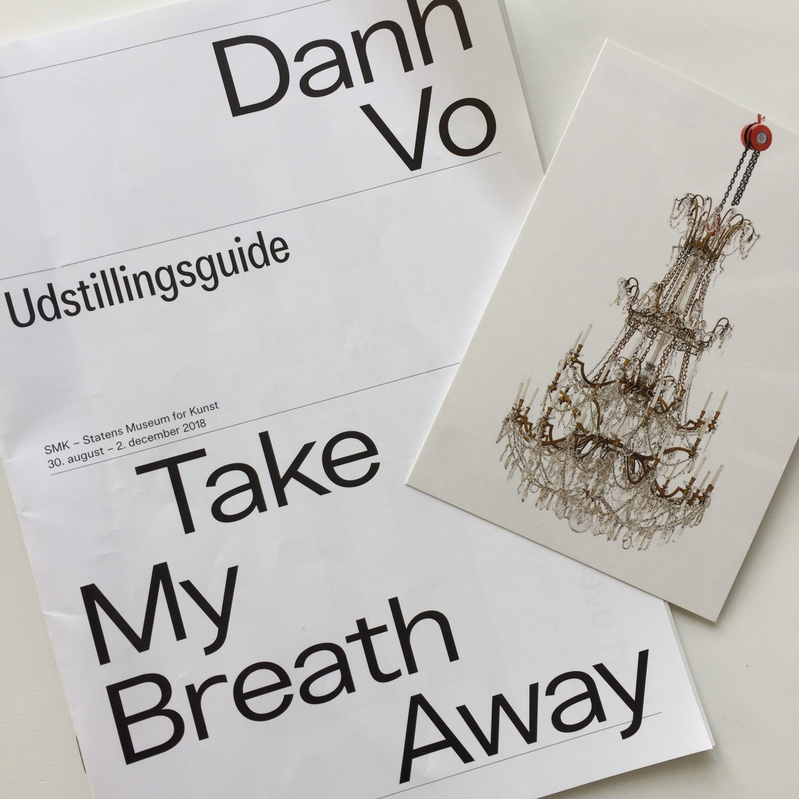 Danh Vo - Take my breath away