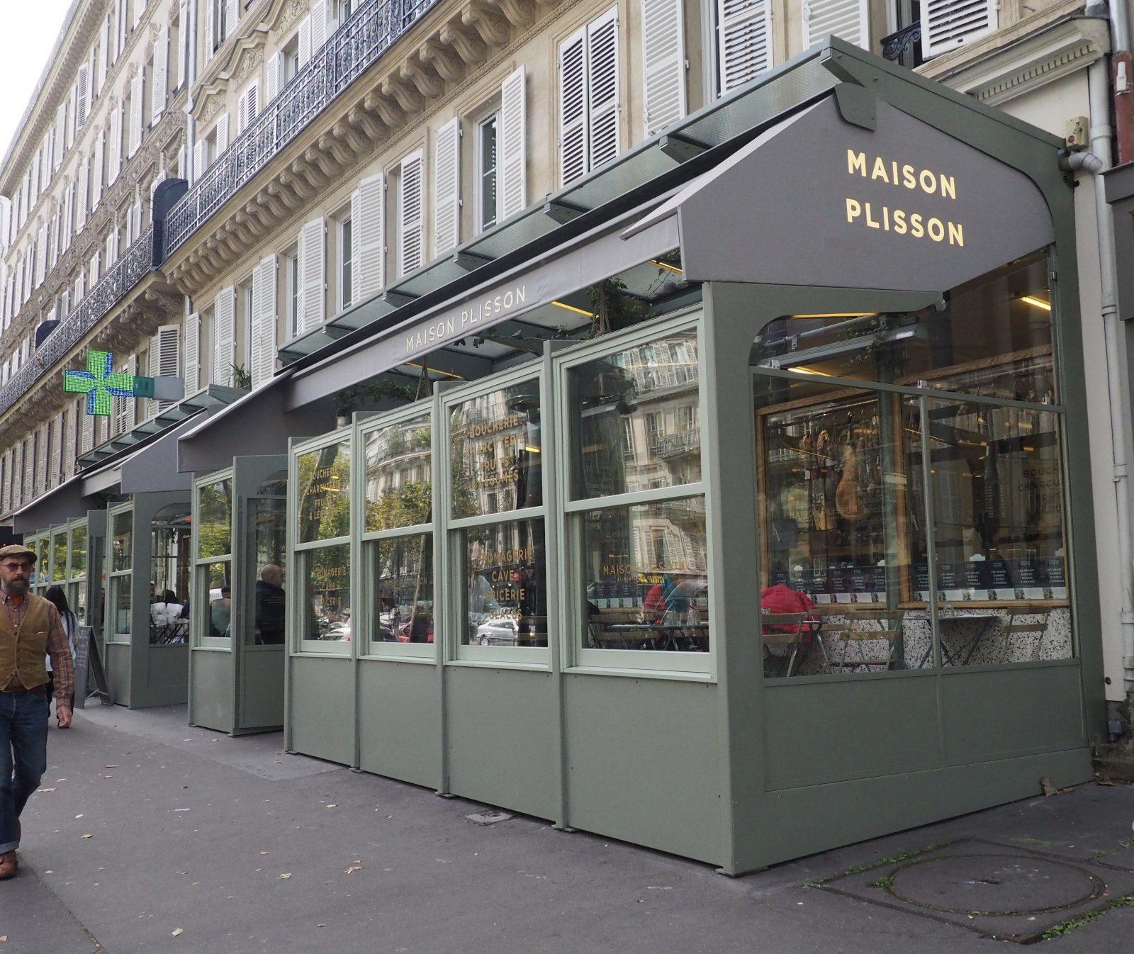 Maison Plisson - frokost i paris