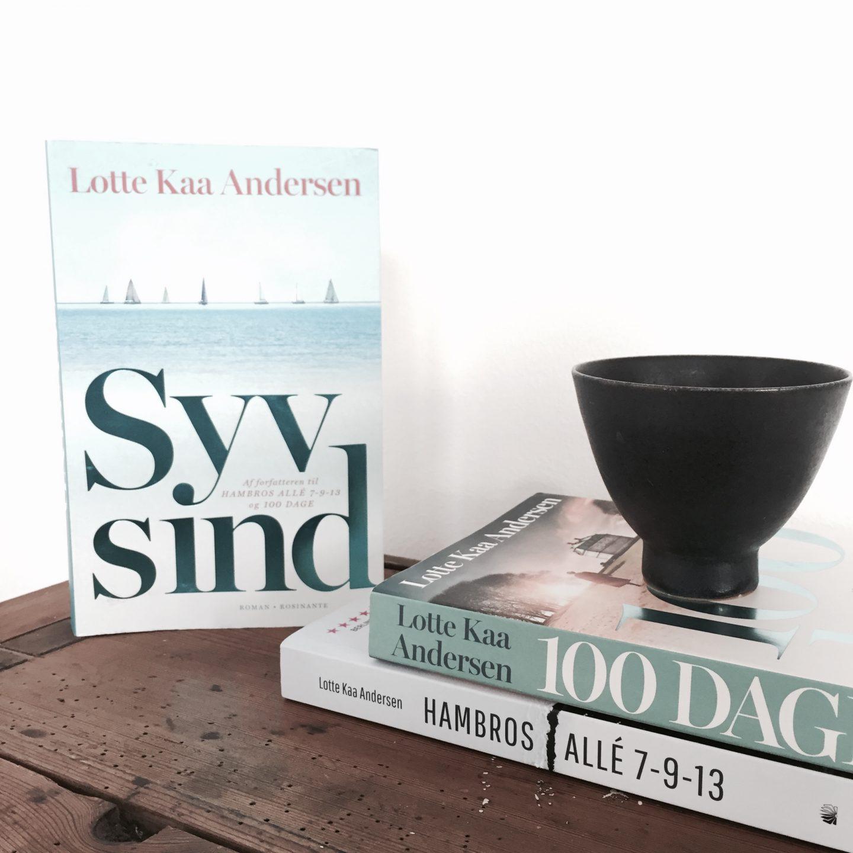 Vellykket og empatisk samtidsroman – Syv Sind af Lotte Kaa Andersen