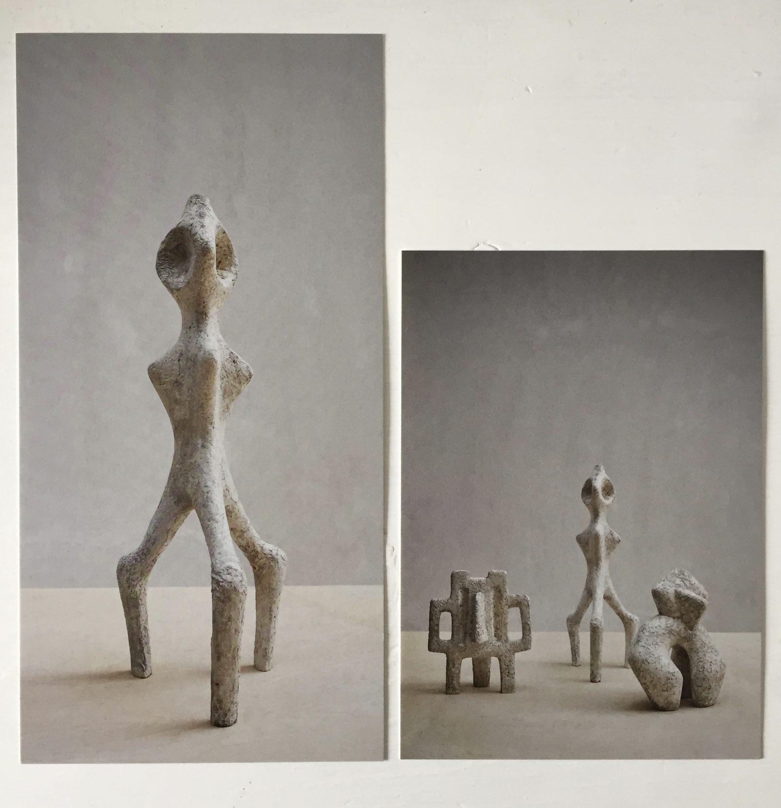 Sonja Ferlov Mancobas - skulpturer