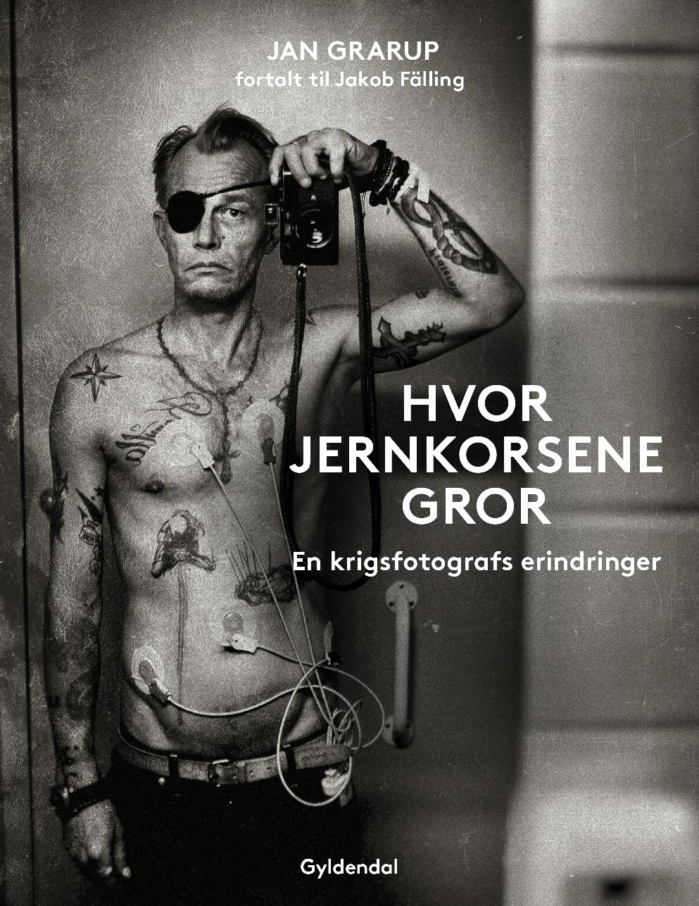 Jan Grarup - Krigsfotografen