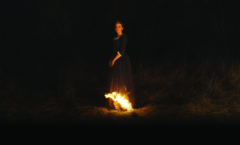 Portræt af en kvinde i flammer – Umådelig smuk fransk film